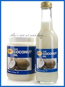 alice's (not so) secret diary...: olio di cocco istruzioni per l ... - Olio Di Cocco Cucina
