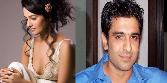 Anita & Eijaz to Romance on screen in Ye Hai Mohabbatein  New Love Story