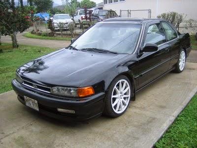 Harga Mobil Bekas Honda Accord Tahun 1992