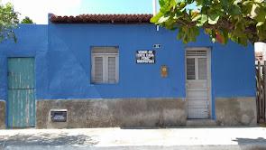 Vende-se uma casa na Rua Expedicionário Delmiro Ferreira, centro de Campo Grande