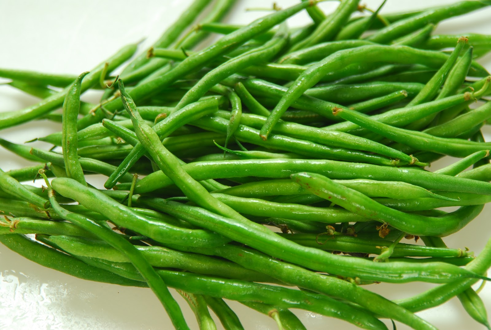 Top 28+ - Green Beans - barely cooked green beans with ...