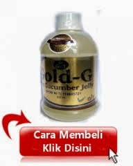 Cara Order Jelly Gamat Gold-G