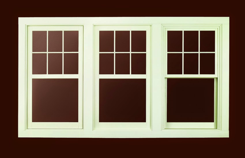 Windows with wide trim house design manual for Exterior window styles