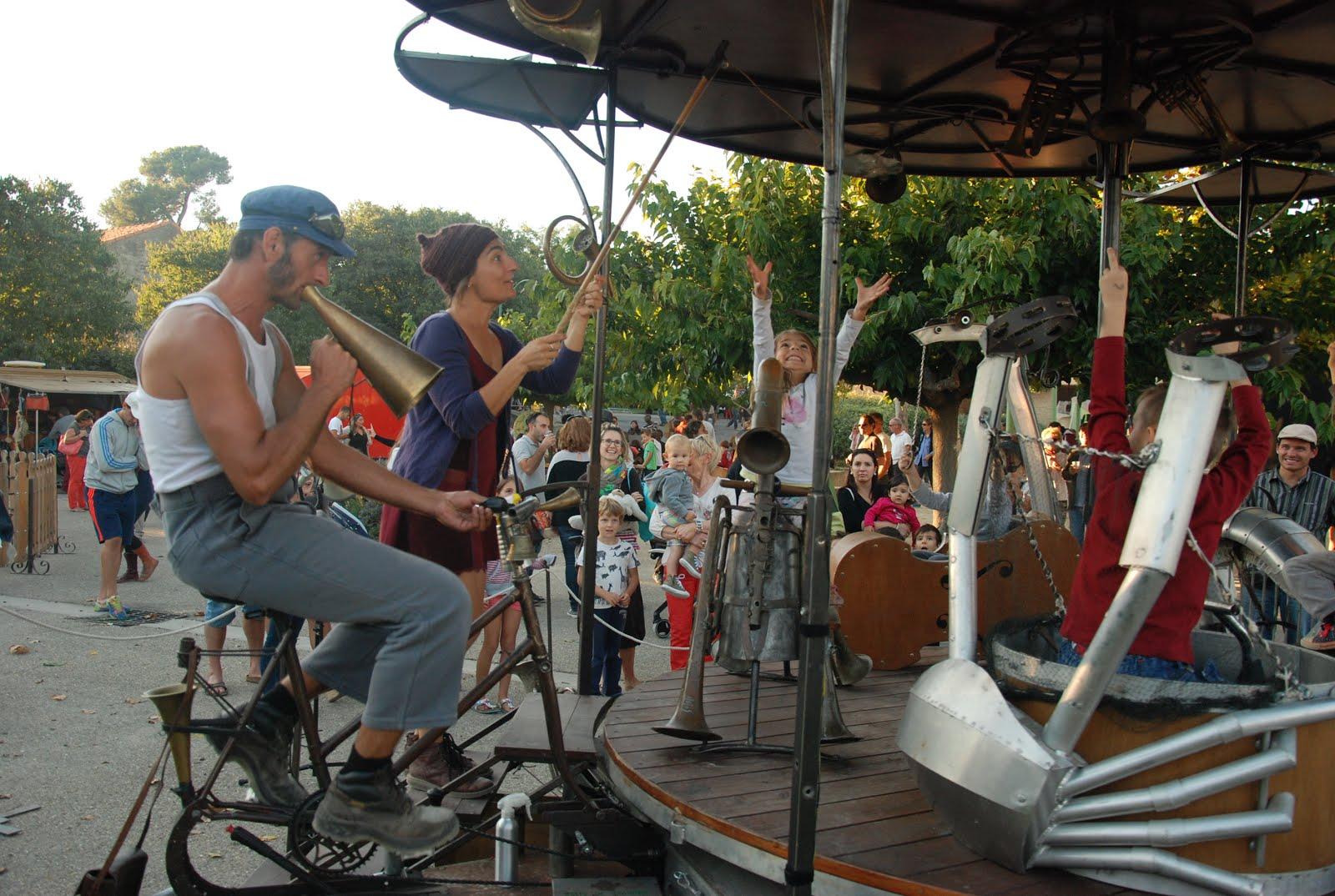 Festival de la  Basse Cour, septembre 2015