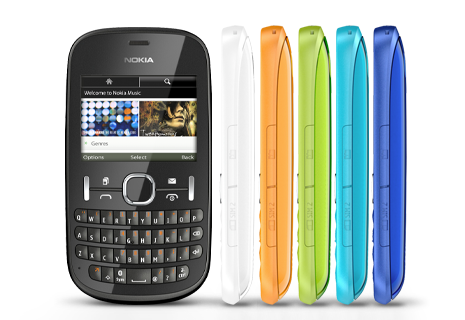 Nokia asha 200 support mp4 video