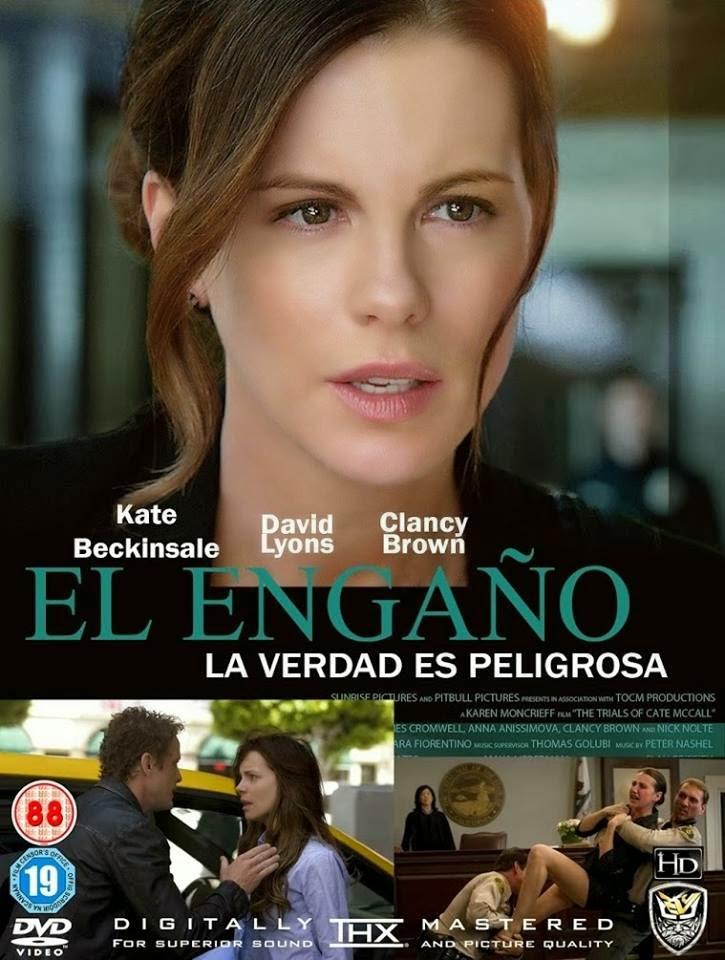 El Enga�o 2013 [DvDRipAudioLatino][Drama]
