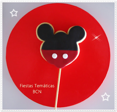 GALLETAS MICKEY