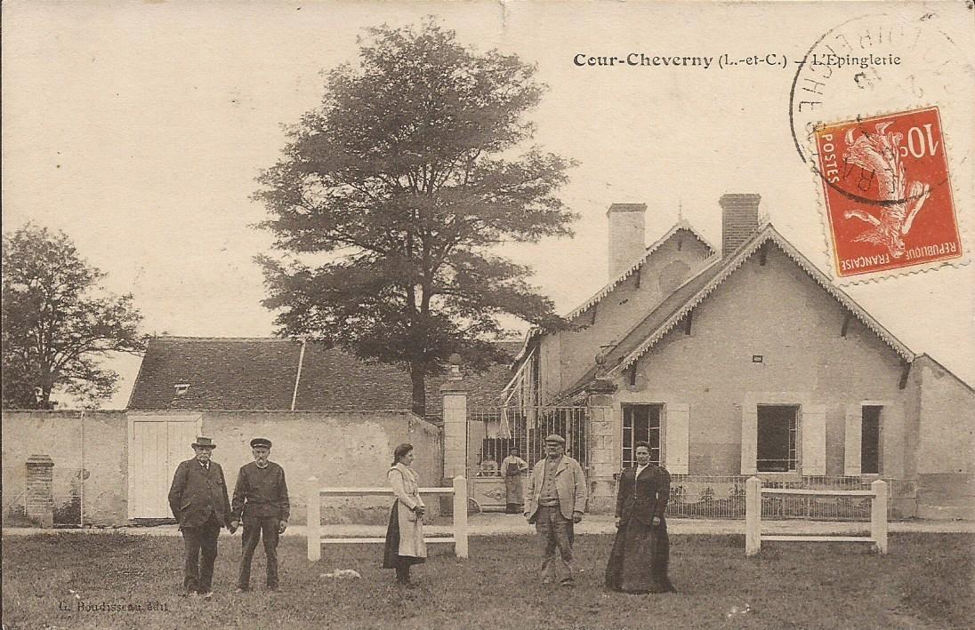 L'Epinglerie - Cour-Cheverny