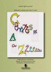 """Co-autora na Coletânea Infantil """"Contos de A a ZZZZZZ..."""", edições Vieira da Silva, SET 2012"""