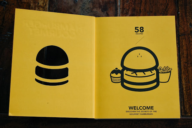 Hamburger Gourmet inside cover image