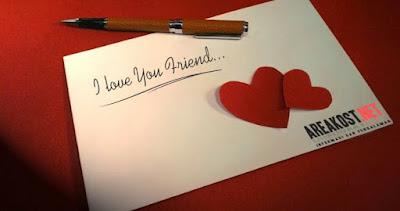 Surat Cinta Untuk Sahabat