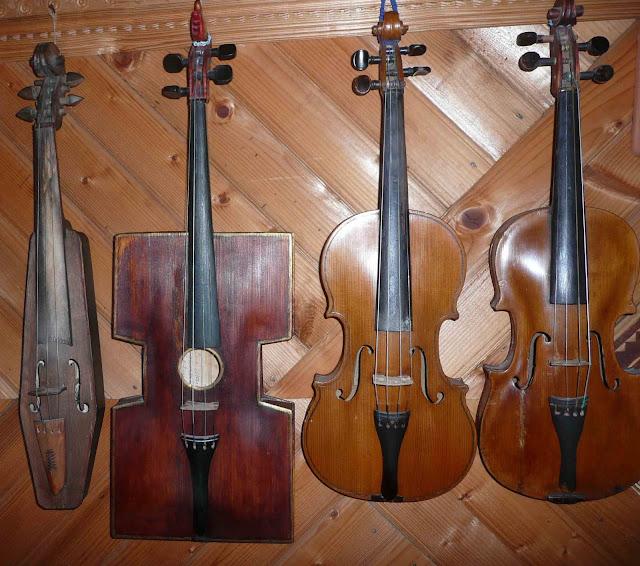 Museum Violins