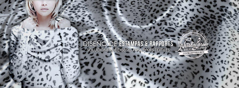 Diseño de Estampas y Rapports