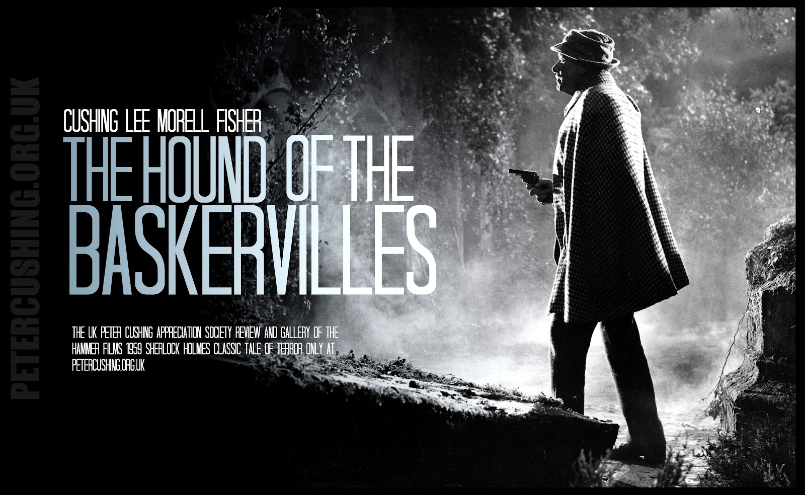 the hound of the baskervilles by Free essay: the characters in the hound of the baskervilles by sherlock holmes in the first chapter we see how intelligent sherlock holmes is, he shows his.
