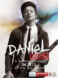 daniel padilla birthday concert, kathniel birthday