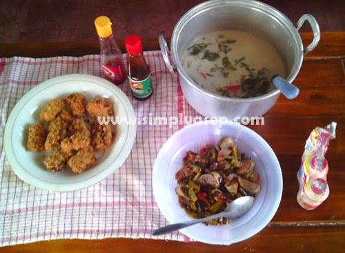 Resep Nugget Ayam Dan Sayur Resep Nugget Ayam Dan Sayur