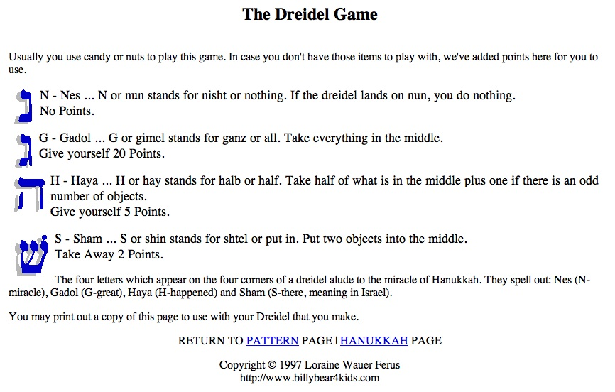 photograph relating to Dreidel Rules Printable called How In the direction of Participate in Dreidel Recommendations