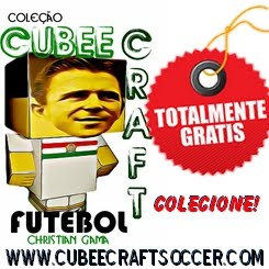 Cubee Craft Soccer & Cia