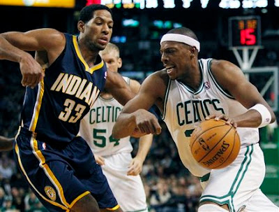 Paul Pierce, Danny Granger, Boston Celtics, Celtics News, State Of The Celtics