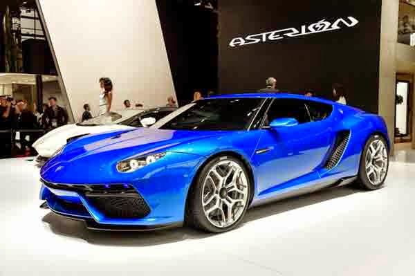 2015 Lamborghini Asterion LPI 910-4 Review Concept