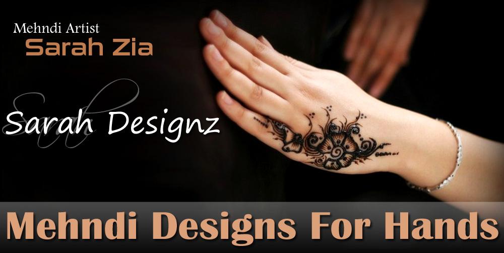 Sarah Zia Mehndi Designs : Sarah zia mehndi designs makedes
