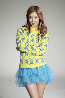 SNSD Hyoyeon News Interview Photos 3