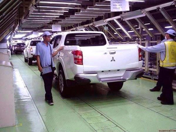 Mitsubishi L 200 отзывы владельцев