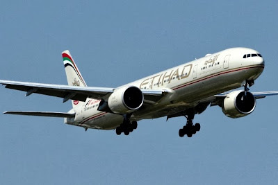Etihad Airways. ZonaAero