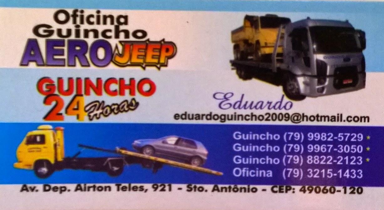 Oficina & Guincho AERO JEEP- ARACAJU