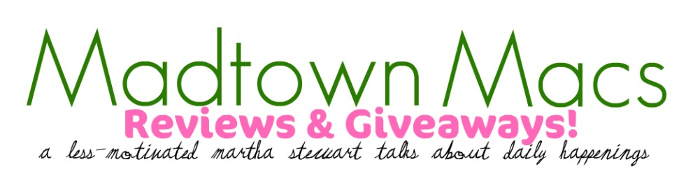Madtown Macs Reviews & Giveaways