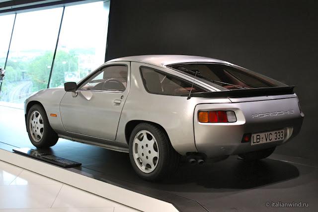 Porsche 928 S, 1983 г.