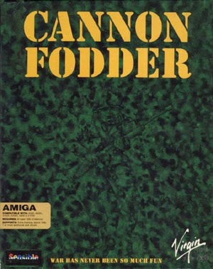 Cannon Fodder Rom Download