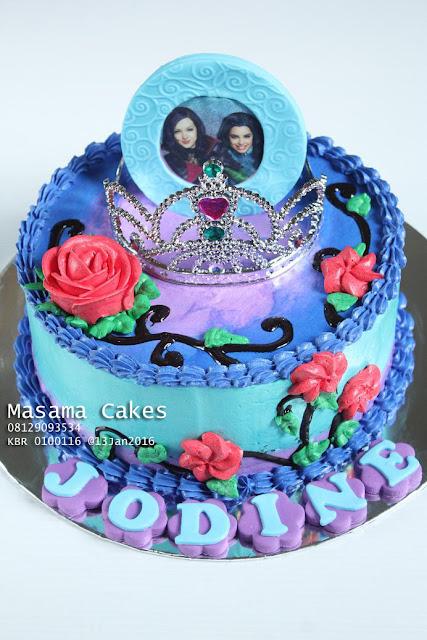 Birthday Cake Irv