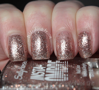 sally hansen insta ombre review swatches copper cap