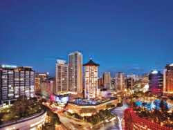Harga Hotel Bintang 5 di Singapore - Singapore Marriott Hotel