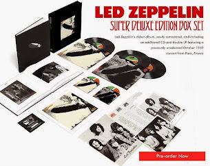 DIsco de la semana: Led Zeppelin - Live At The Olympia