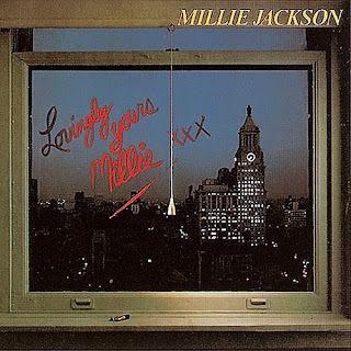 MILLIE JACKSON - LOVINGLY YOURS (1976)