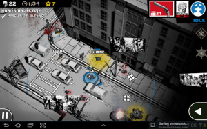The Walking Dead Android Oyunundan Görüntü 2