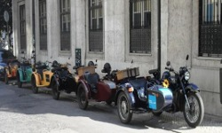 Touring Sidecar co - Lisboa