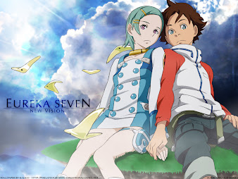 #23 Eureka Seven Wallpaper