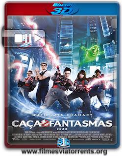 Caça-Fantasmas (Versão Estendida) Torrent – BluRay Rip 1080p 3D HSBS Dual Áudio 5.1 (2016)