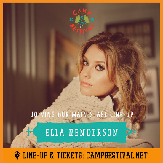 Ella Henderson, Camp Bestival 2015 // 76sunflowers