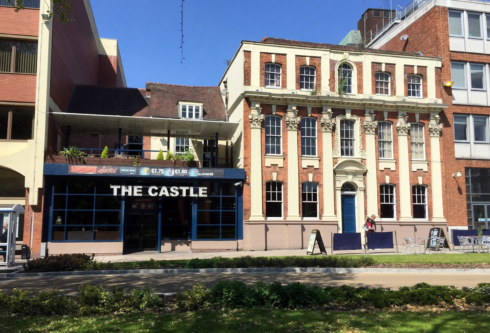 Today Around Coventry Coventry Pubs 4 The Castle