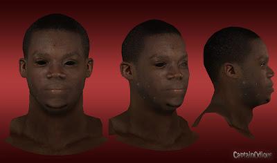 NBA 2K13 Reggie Jackson Cyberface Mod