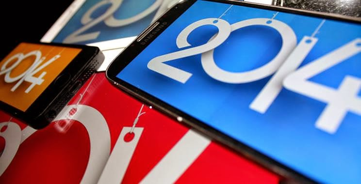 Top 30 mobile phones to buy in 2014: Best handsets to invest in this year