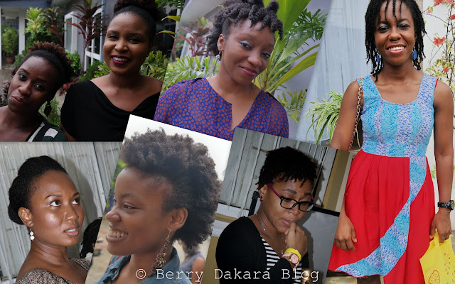 african naturalistas, natural hair in nigeria, team natural, nitc, naturals in the city