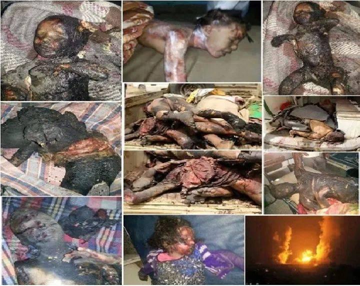 les massacres au nom de l'islam