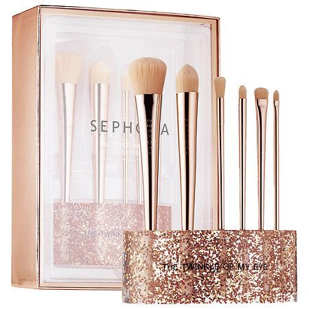 2015 Holiday Gift Pick - SEPHORA Collection Glitter Happy Brush Set