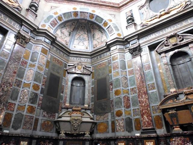 Capilla de los Medici en Florencia