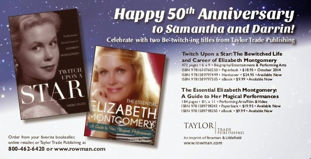 Two biographies about Elizabeth Montgomery